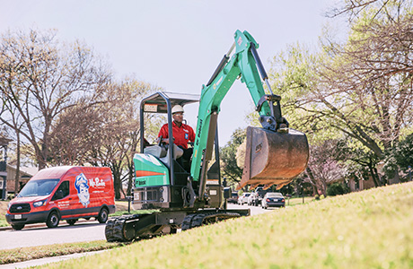 What is Trenchless Sewer Repair?