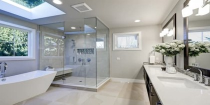 Plumbing Upgrade Tips for Your Master Bathroom Remodel