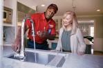 Faucet & Kitchen Sink