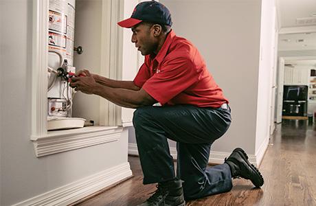 Water Heater Repair in Wheeling
